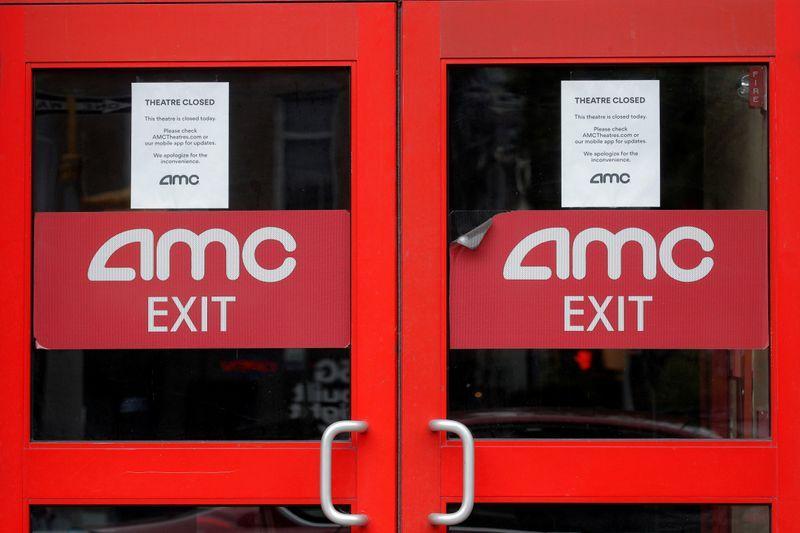 Movie theatre chains sue New Jersey over coronavirus-related closures – Reuters UK