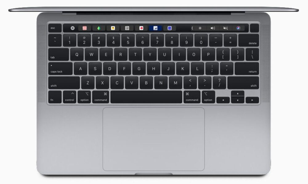 Apple Might Make Future MacBook Keyboards Out of Glass, and I'm Concerned