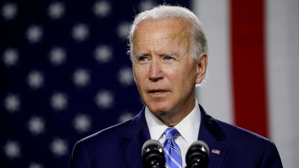 100 days out: Biden faces crucial stretch of 2020 campaign – ABC News