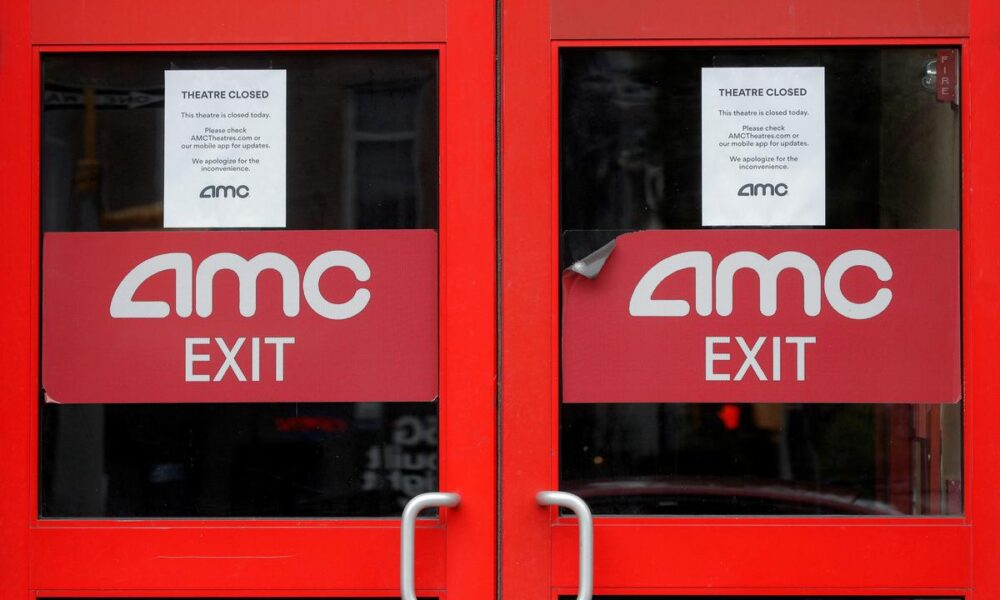 AMC further delays reopening of U.S. movie theaters to mid to late August – Reuters