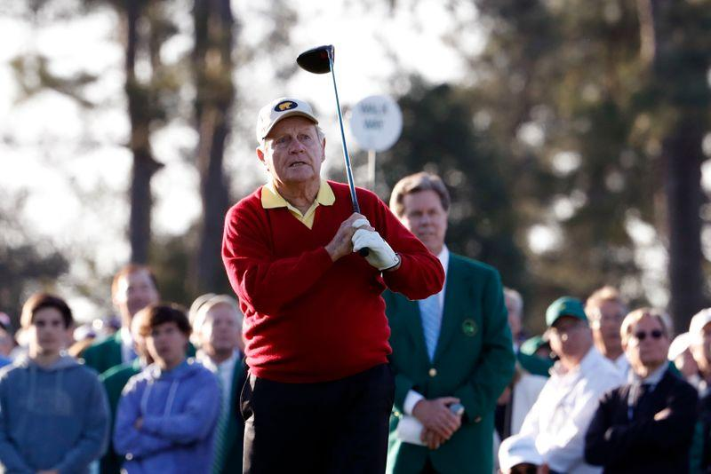 Nicklaus says he was ill with COVID-19 earlier this year – Reuters
