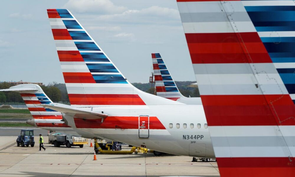American Airlines warns it's overstaffed by about 8,000 flight attendants – Reuters