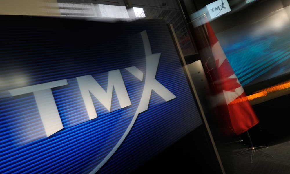 TMX is beating New York and London as trading surge boosts stock almost 20%