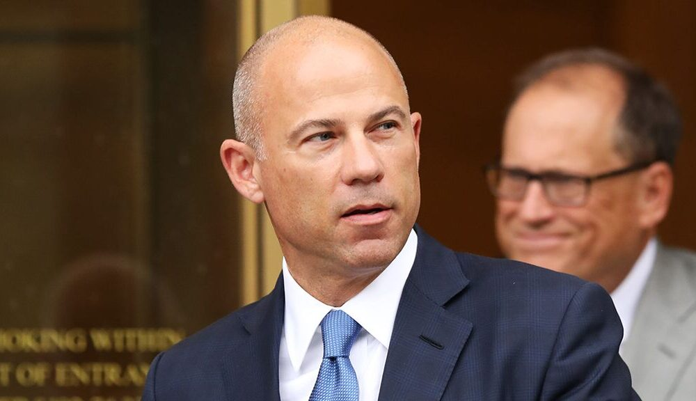 Michael Avenatti gets taxpayer-funded lawyer after judge agrees he's broke