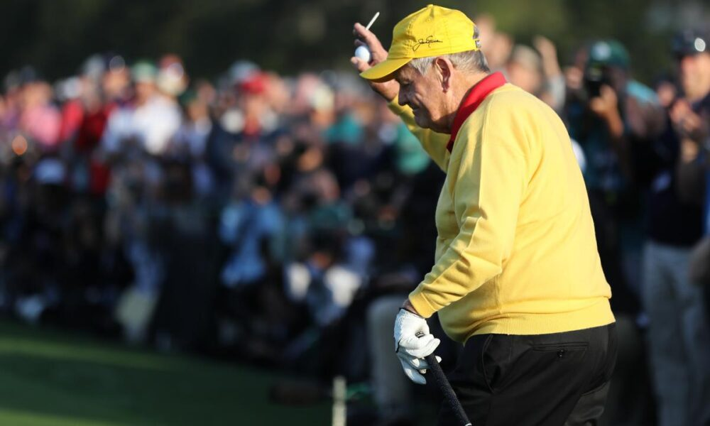 Golf: Nicklaus says he was ill with COVID-19 earlier this year – Reuters UK