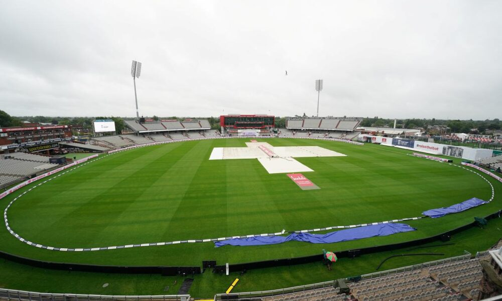 Cricket-Rain delays start of day three of second test in Manchester – Reuters India