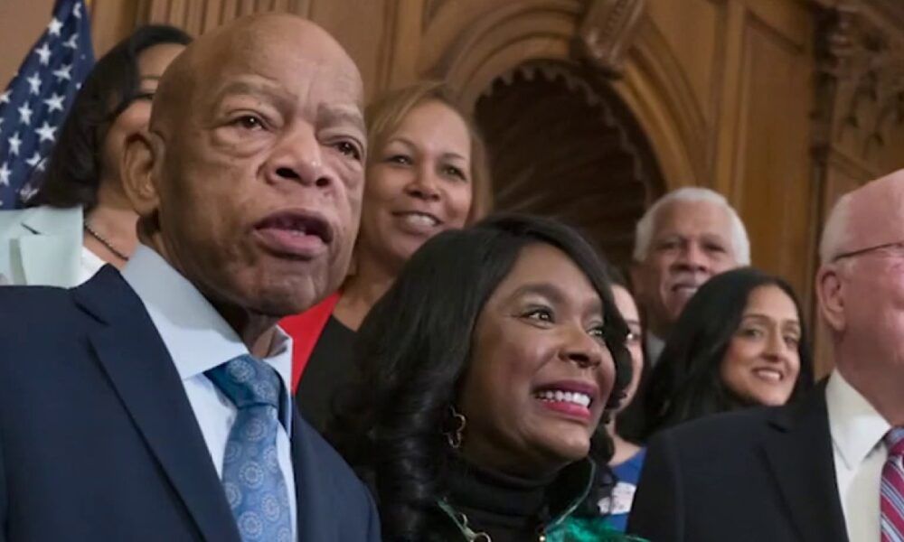Rep. John Lewis to lie in state at Capitol Rotunda