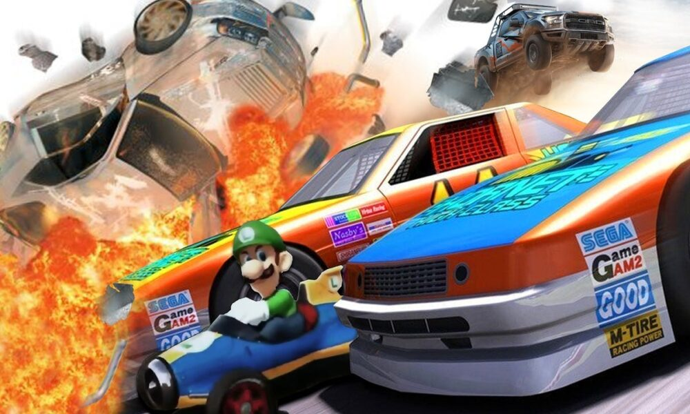 The Best Racing Games of All Time