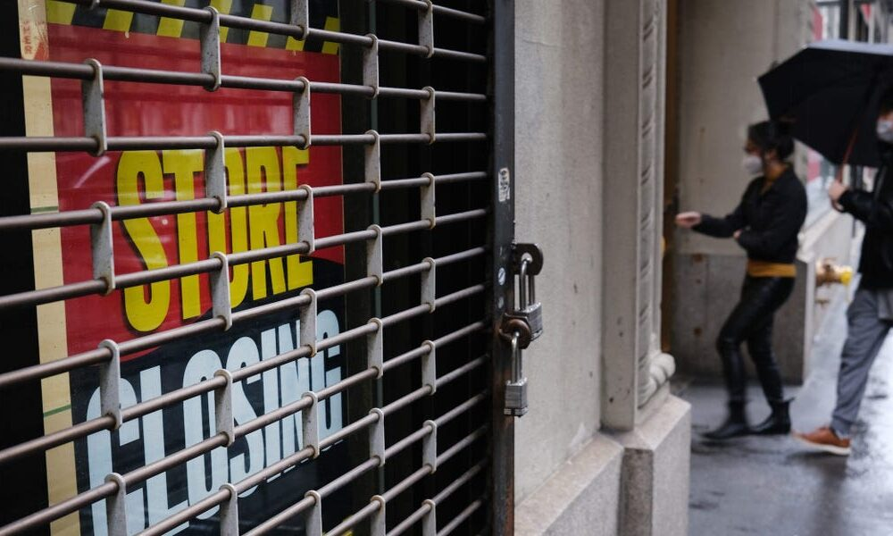 The bizarre coronavirus recession is making for an even more bizarre economic recovery