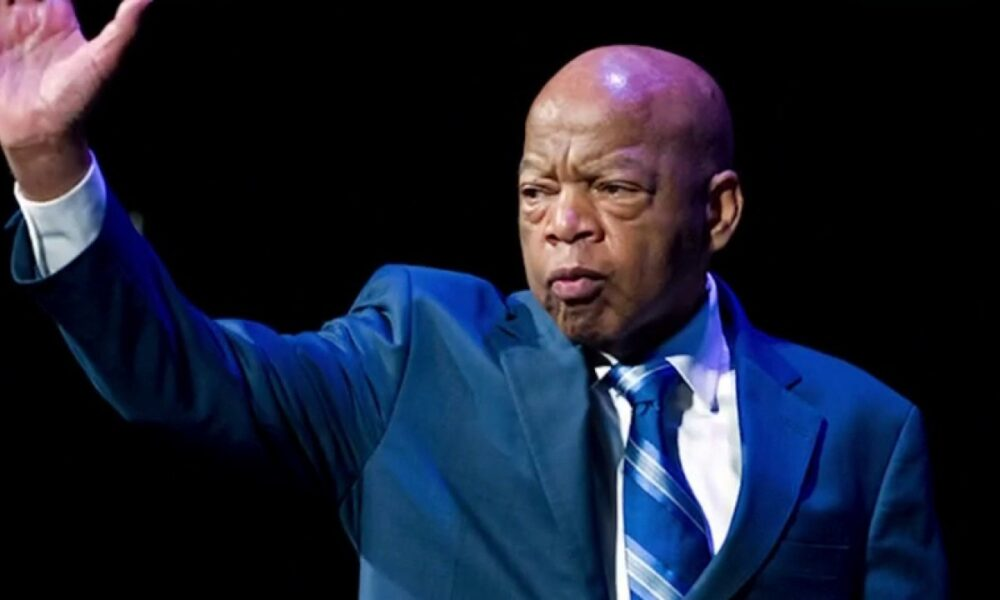 Rep. John Lewis to be carried across Edmund Pettus Bridge in Selma during Sunday's memorial celebrations