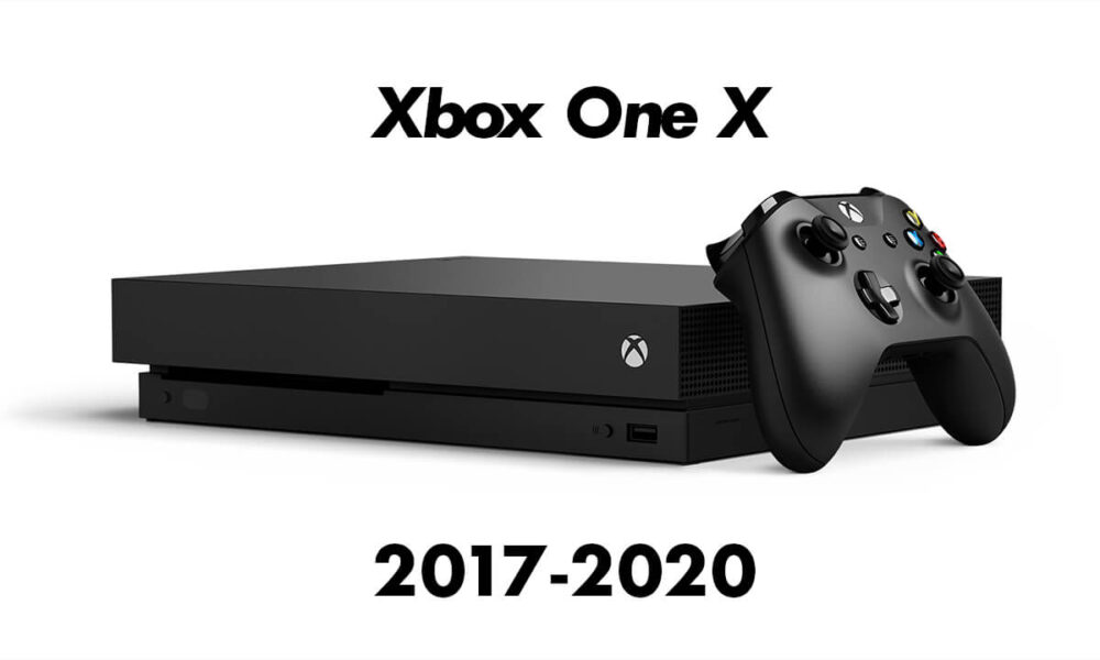 Microsoft Ends Xbox One X, One S Digital Production – GTPlanet