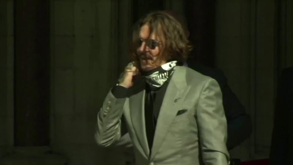 Depp was the victim of Heard, court told | Reuters Video – Reuters UK