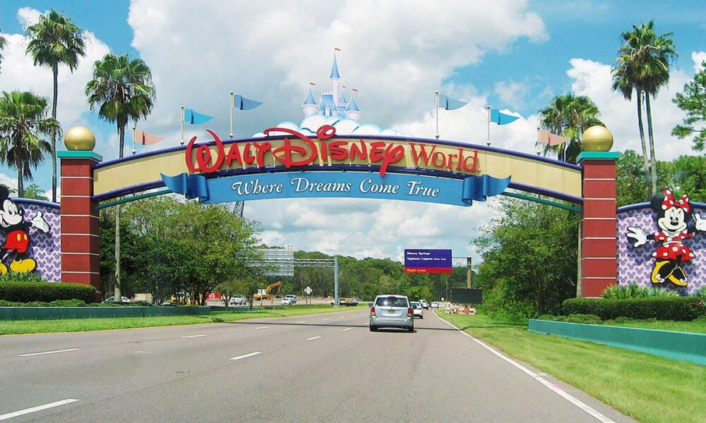 Great-grandmother sues Disney World over 'humiliating' CBD oil arrest