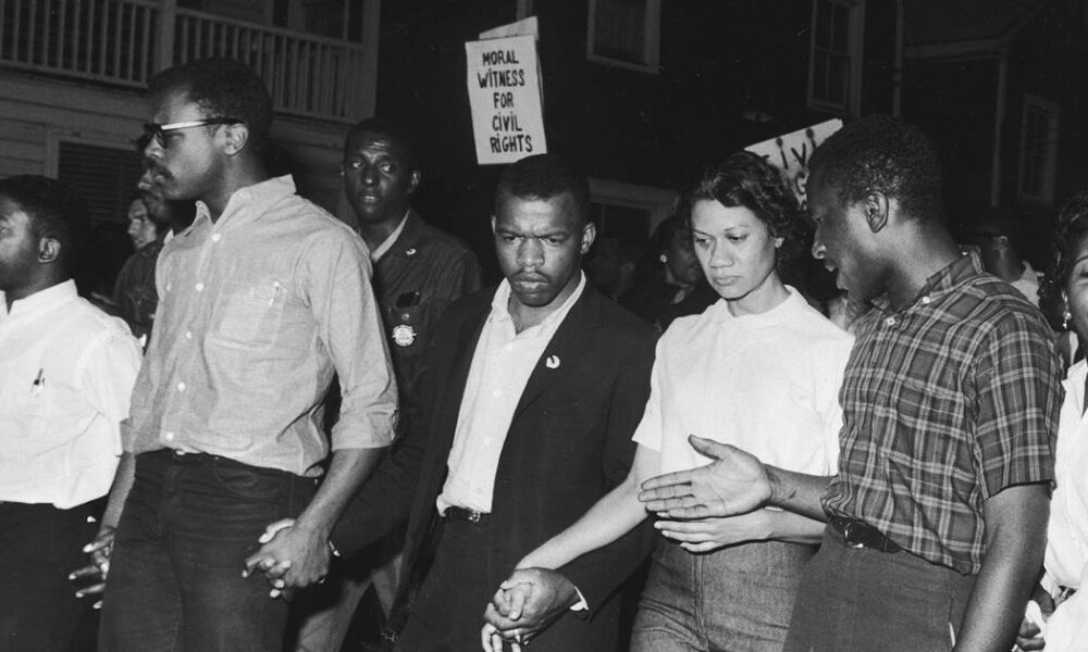'We are the legacy': John Lewis lives on in the generations of young staffers he empowered