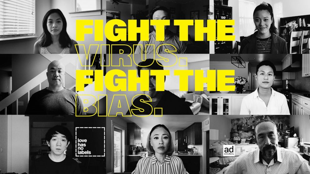 In the latest fight against Anti-Asian sentiment, Ad Council releases PSA