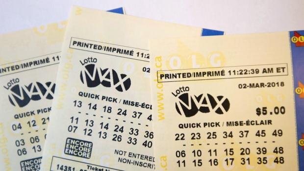 No winning ticket for Friday night's $50 million Lotto Max jackpot – CTV News