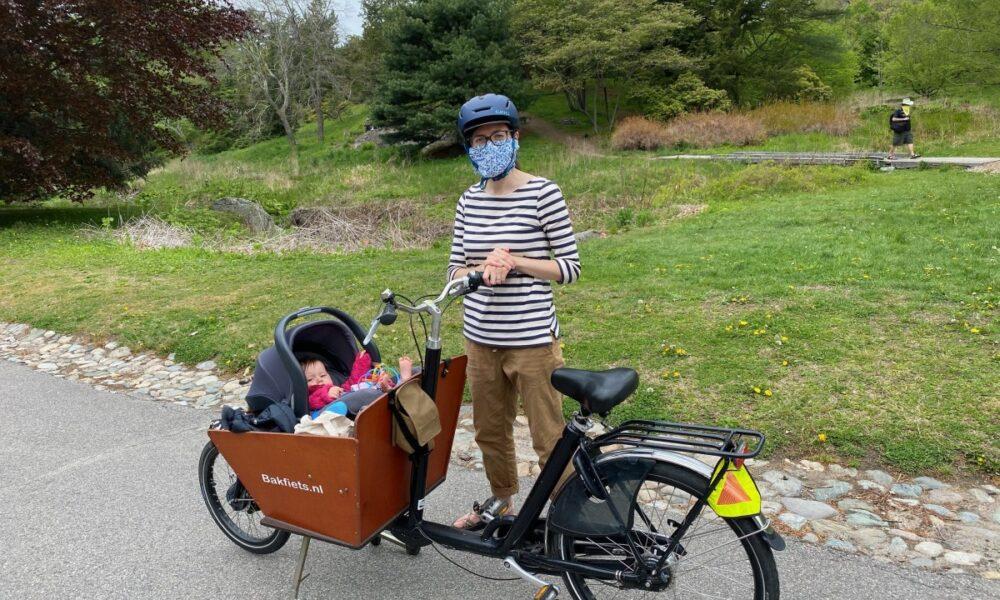 Guest Column: Biking With Babies