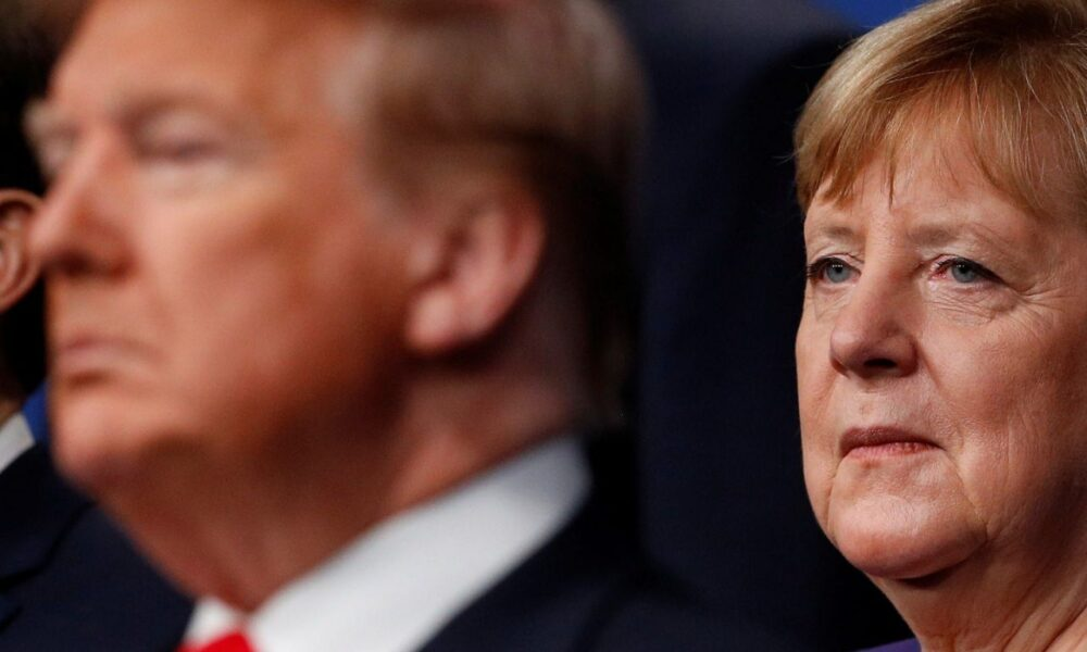 Germany is the new frontline in the West's cold war with Russia and China, and it no longer trusts Trump to protect it
