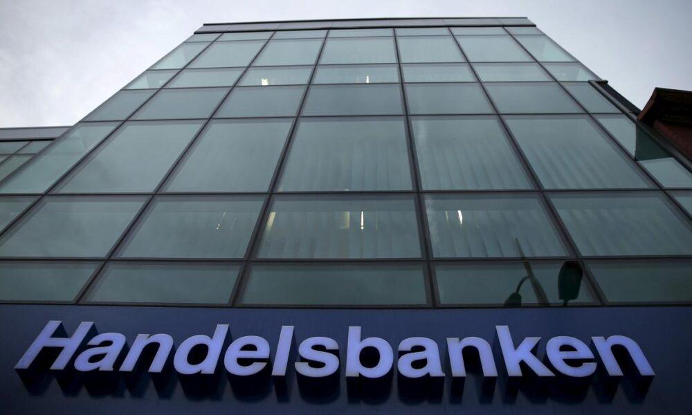 Sweden's Handelsbanken second-quarter net profit beats consensus – Reuters UK