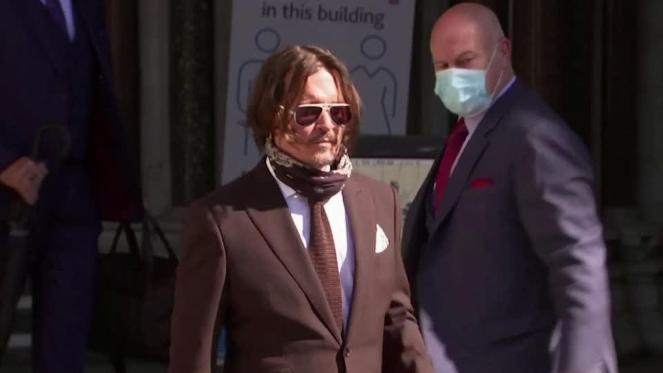 Depp tells court poop in bed ended his marriage – Reuters