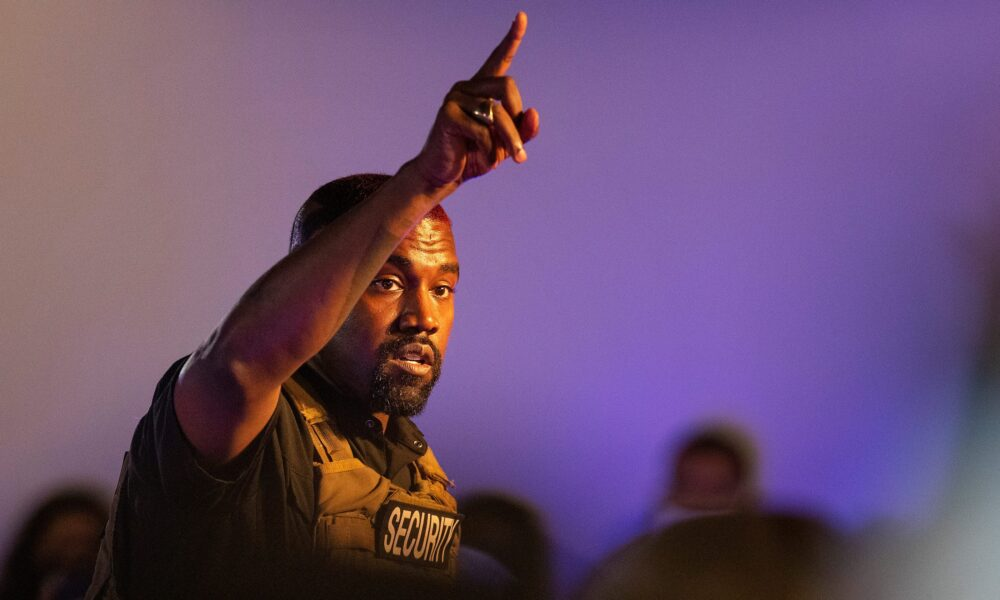 Take Kanye West's illness more seriously than his presidential ambitions