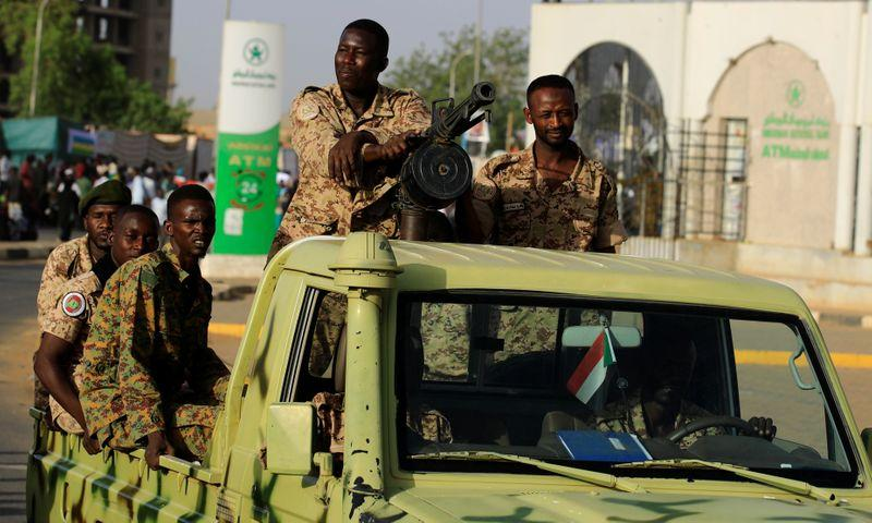 Sudan's army launches legal action against 'insulting' activists – Reuters Africa