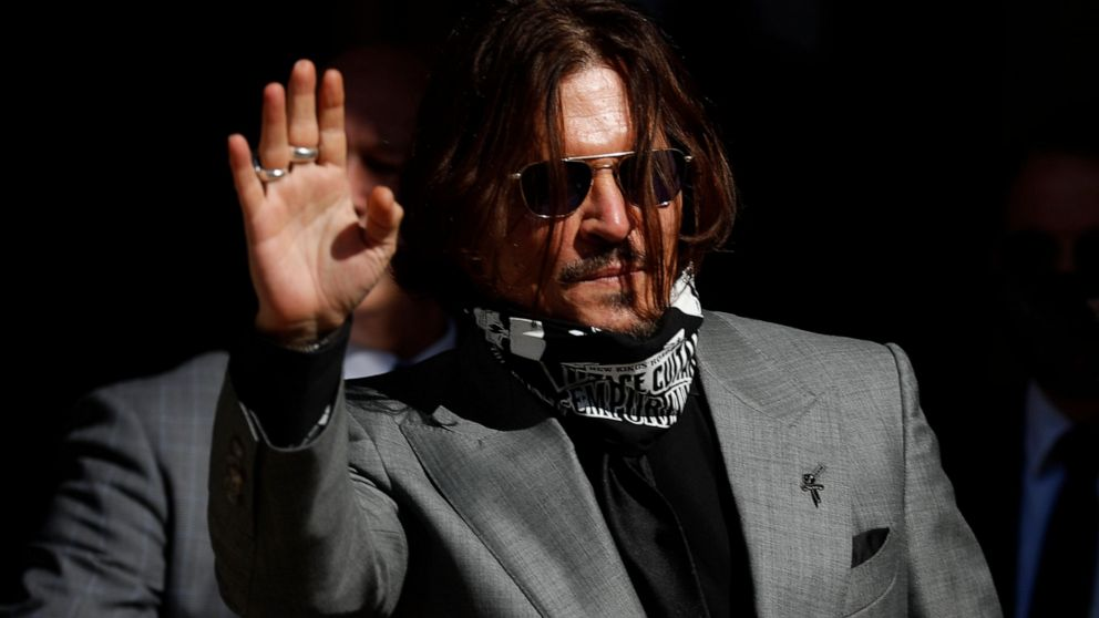 Stakes high as Depp's libel case against UK tabloid closes