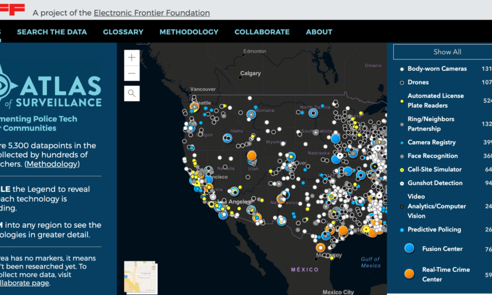 Find Out Which Surveillance Methods Your Local Police Department Uses