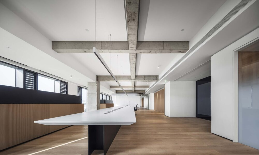 LINGDI Office / WJ Design