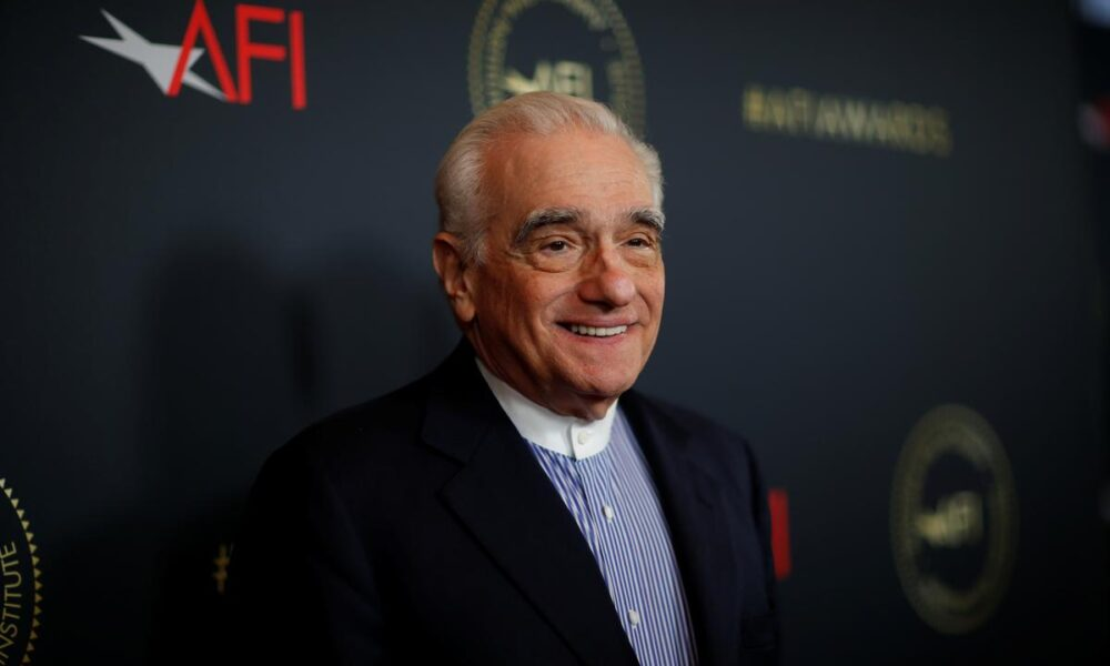 Martin Scorsese joins Apple's Hollywood roster for new films, TV shows – Reuters