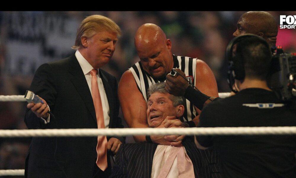 Top Sports Beefs: 'Stone Cold' Steve Austin vs. Vince McMahon