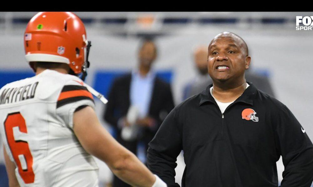 Top Sports Beefs: Browns QB Baker Mayfield vs. Hue Jackson