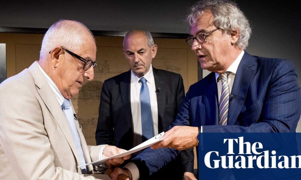 Holocaust survivor launches legal claim against German railways