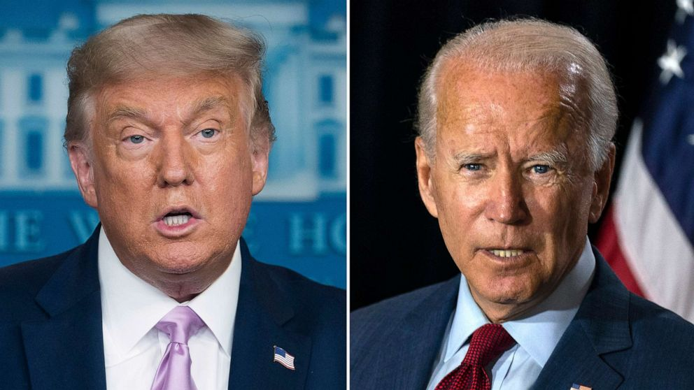 Election advantage stays with Biden; enthusiasm deficit eases, but remains: POLL