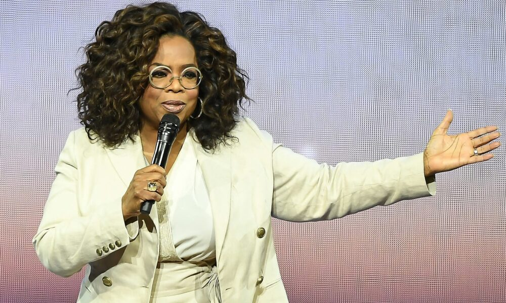 Oprah Winfrey discusses racism, Sandra Bland with Ibram X. Kendi: 'That could have been me'