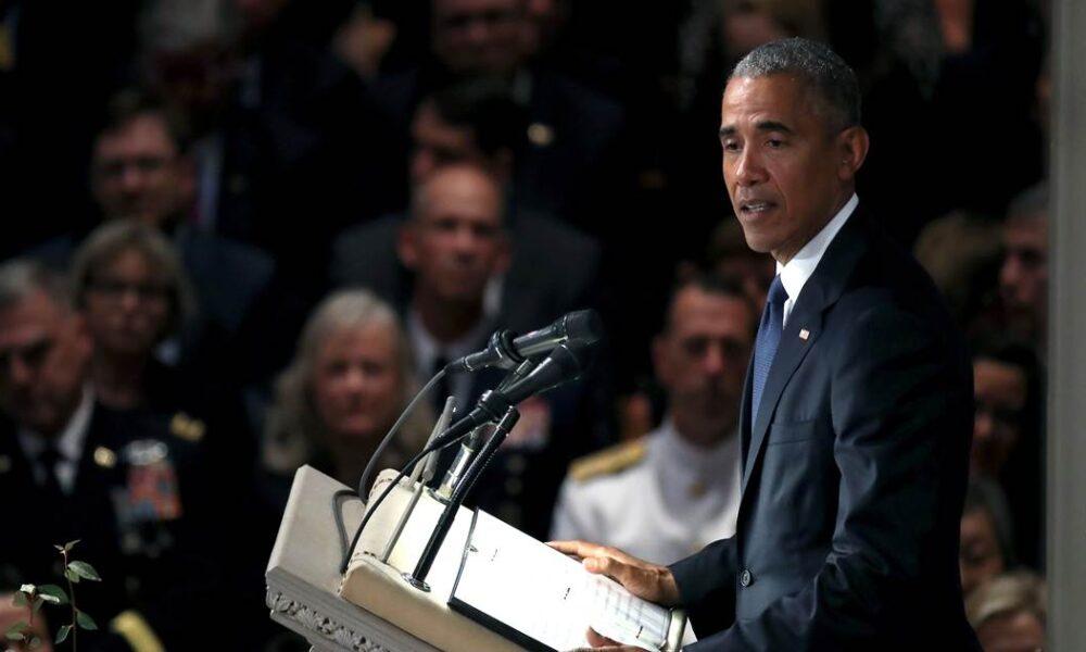 Obama to eulogize late Rep. John Lewis at Atlanta funeral