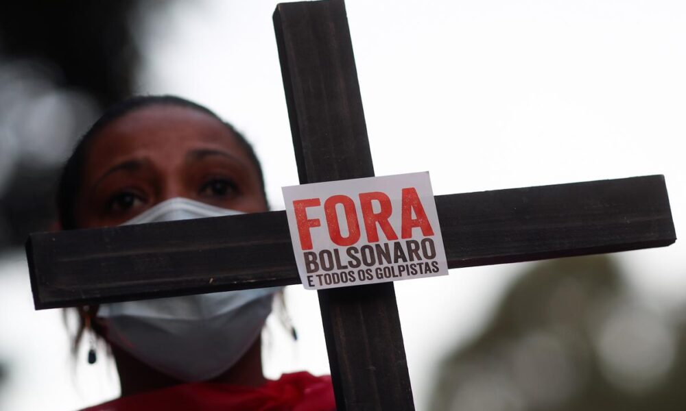 Brazil COVID-19 death toll approaches 100,000: health ministry – Reuters