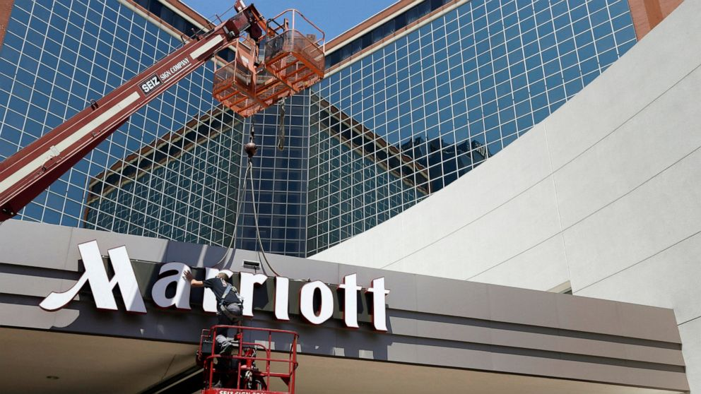 Marriott recovering in China, Royal Caribbean posts loss