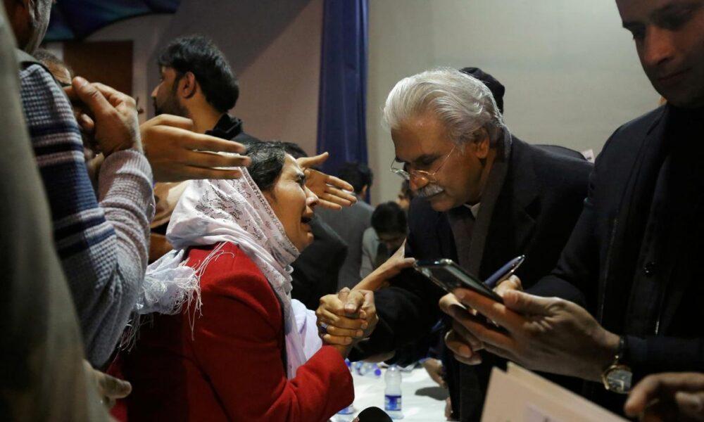 Pakistan's de facto health minister resigns amid pandemic – Reuters