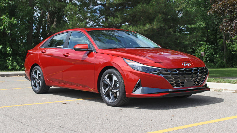 2021 Hyundai Elantra Review   Sharp and surgical in a shrinking marketplace