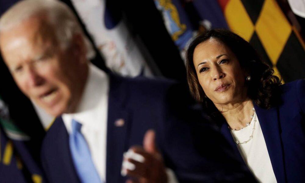 Here are the Trump battleground states that Harris can help Biden retake