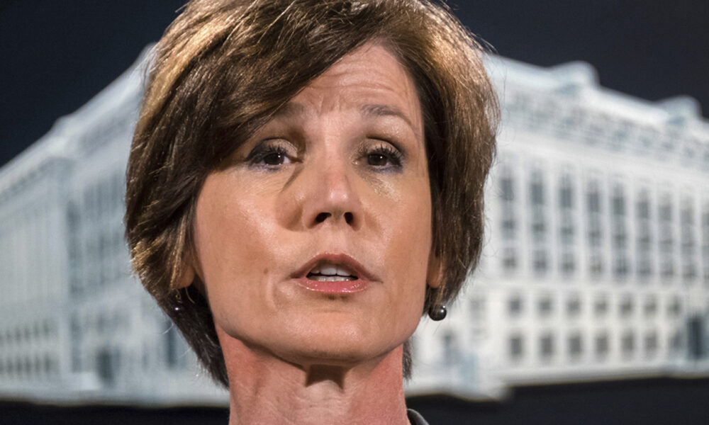 Ex-US attorney rejects Sally Yates claim Comey went 'rogue' on Flynn probe: 'I don't buy it' – Fox News