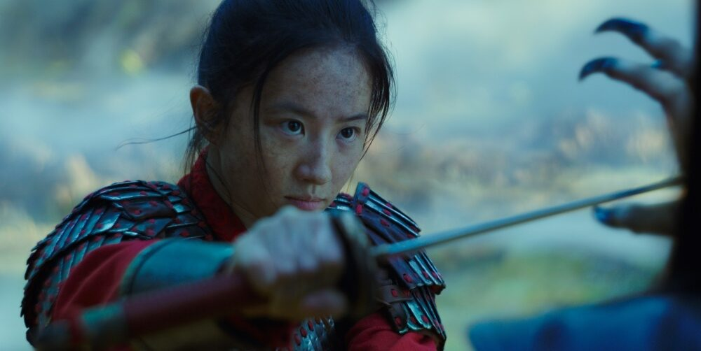 Disney+ will allow in-app 'Mulan' purchases via Apple, Google and Roku