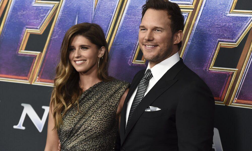 Chris Pratt, Katherine Schwarzenegger greet baby daughter – The Associated Press