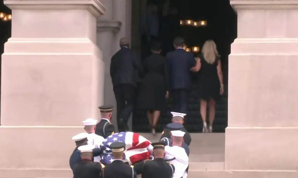 Atlanta pays respects to late Congressman John Lewis