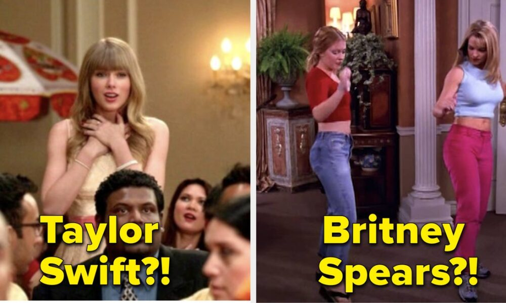 These Epic Celebrity TV Cameos Were Absolutely Unforgettable