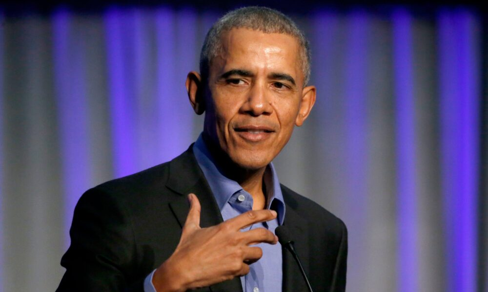 Live: Barack Obama to rip into Trump by name during Democraticconventionspeech