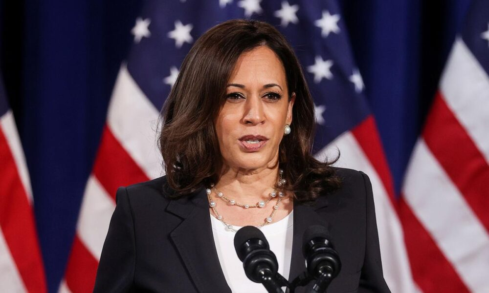 Democrat Harris says Wisconsin officer should be charged: NBC – Reuters