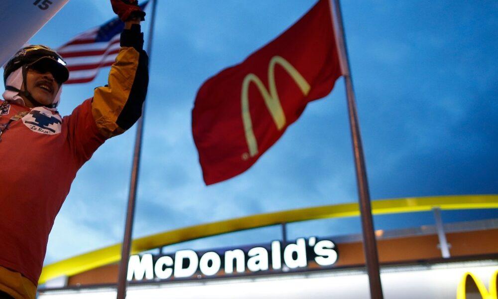 McDonald's sued for racial discrimination – Reuters