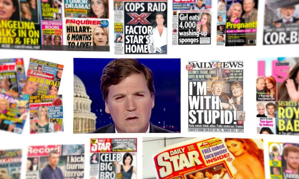 Royals sell souls to the devil, TV's most hated host, and Cougar manhunts in this week's dubious tabloids